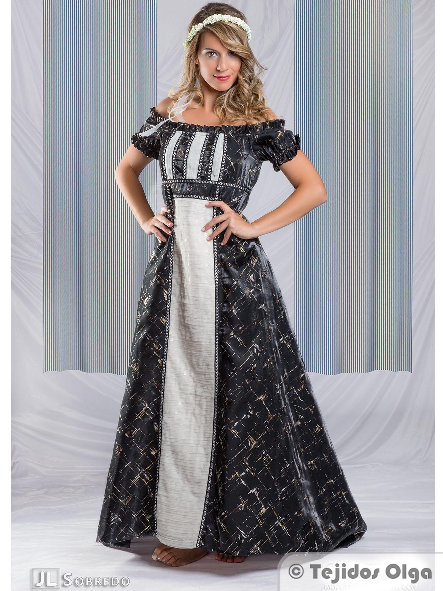 Vestido Medieval MM063
