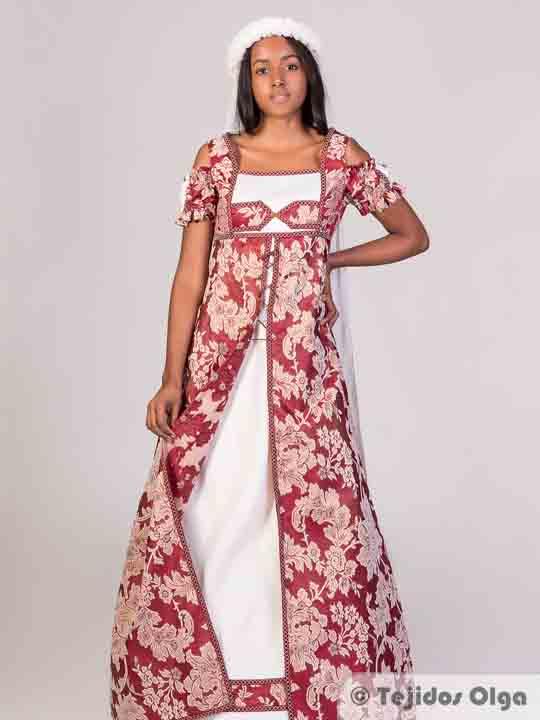 Vestidos medievales mujer venta