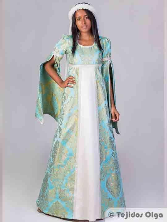 Comprar vestido novia medieval
