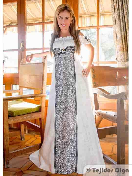Vestidos medievales para bodas